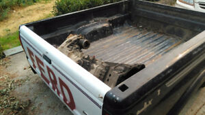 Truck Bed for a B Series Bed / Ranger
