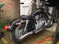 Harley Davidson Sportster 883 ***Very Low Miles***