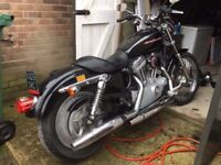 Harley Davidson Sportster 883 ***Very Low Miles***