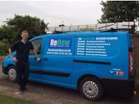 Window cleaning, gutter clearance and pressure washing in kidderminster and surrounding areas