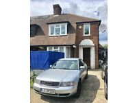 1 BEDROOM MAISONETTE UNFURNISHED WITH PARKING 15 MINS WALK TO NORTHOLT TUBE STATION TO LET