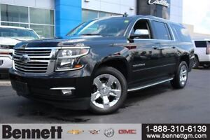 2015 Chevrolet Suburban LTZ - 7 seater with Nav,Sunroof Cooled s