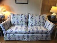 2-seater sofa Multiyork Cornflower pattern