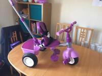 Kids trike ( children's bike trike little tykes )