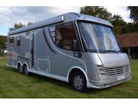 2010 6-berth A-Class Dethleffs Esprit I7870 motorhome for sale