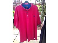 Mens pre loved size 5 xl tops/shirts