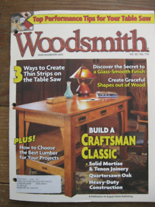Large Collection of WoodSmith and ShopNotes Magazines