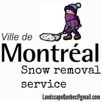 Montreal Est Snow removal (Mercier area only)