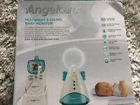 Angelcare movement &a sound baby monitor