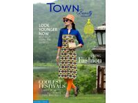 TOWN BEAUTY VOL-4 WHOLESALE READY MADE KURTIS