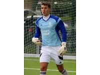 RECRUITING GOALKEEPERS ( 10-21 YEARS) FOR LONG ESTABLISHED COACHING ACADEMY IN SCOTLAND