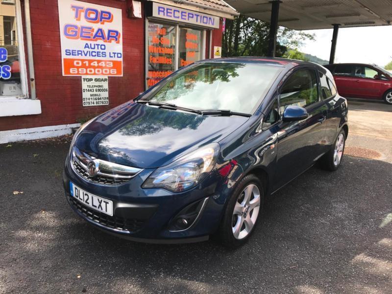 Vauxhall/Opel Corsa 1.2i 16v ( 85ps ) ( a/c ) 2012.5MY SXi