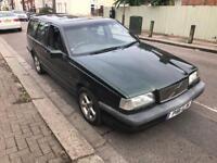 VOLVO 850 2.5 ESTATE AUTOMATIC 1997/P REG