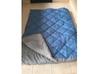 3* double sleeping bags