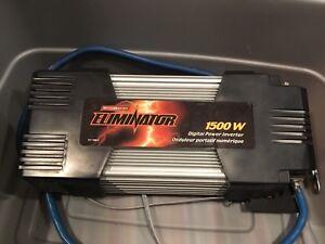 1500 Watt Digital Power Inverter