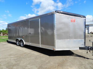 2015 Forest River 8'x28' Enclosed Trailer