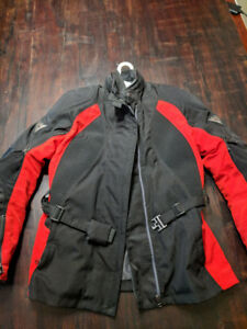 Womens Dainese Armoured Textile Jackey