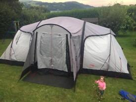 Colman 7 man tent