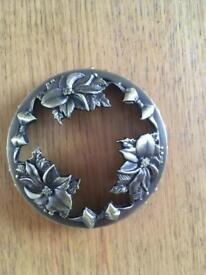 Yankee candle bronze illuminati lid