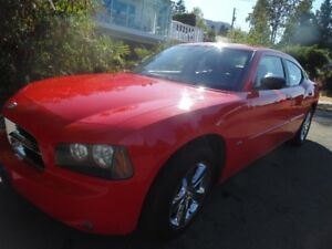 2007 Dodge Charger SXT almost show room condition.