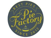 Chef needed urgently. Immediate start for Ilford Pie Factory.