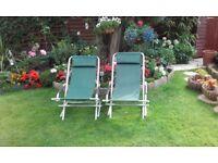 Sun lounger/ Deckchair