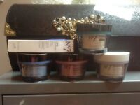 NO 7 Beauty creams Three face and one for eyes, new bargain