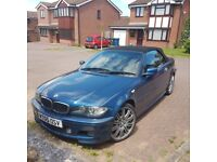 Bmw 3 series M spec. Convertible lady owner