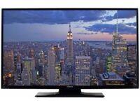 """Hitachi 40"""" Full HD LED TV/DVD Combi"""