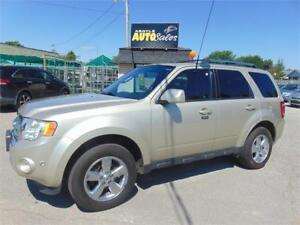 2011 Ford Escape Limited - AWD