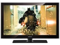 Samsung 40 inch Full HD 1080p LCD TV, 4x HDMI, Freeview Built in Television + USB Media Player