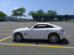 2005 Chrysler Crossfire Limited Coupe (2 door)