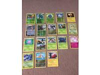 Pokemon Cards - Mixed Gen