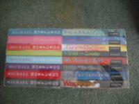 8 michael morpurgo books - still sealed
