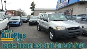 2004 Ford Escape XLS FULL - A/C - MAG