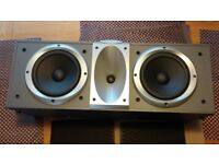 JAMO X-5 SERIES CENTRE SPEAKER, 260 Watts, FULLY WORKING, LOUD & CLEAR SOUND, EXCELLENT CONDITION.