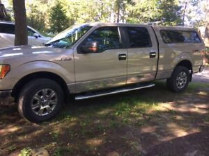 2010 Ford F-150 XLT Camionnette  4x4