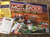 Monopoly - Electronic Banking