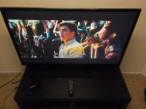 """46"""" RCA LED TV IN MINT CONDITION (ONLY A YEAR AND A HALF OLD)"""