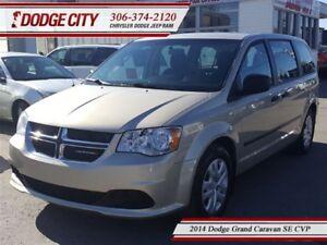 2014 Dodge Grand Caravan SE CVP | FWD | PST PAID