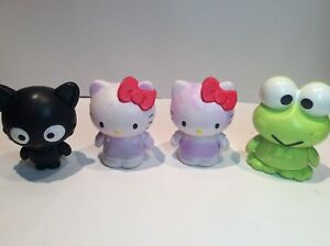 Hello Kitty McDonald Happy meal toys