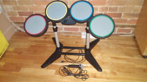 BATTERIE / DRUM ROCK BAND + MICRO Playstation
