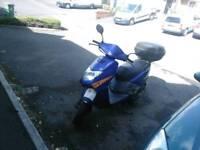 100cc Scooter - Honda Lead