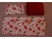 Laura Ashley Gosford range bedding and Curtains