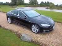 2016 / 16 Tesla Model S E 70D CVT DUAL MOTOR