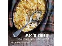 Mac'N'Cheese Cookbook by Laura Washburn