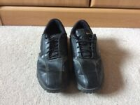 Nike Black and Grey Golf Shoes *UK MENS SIZE 6* PICK UP ONLY!!!!