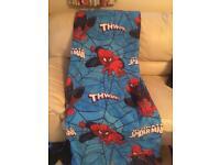 Spider-Man curtains