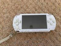 Sony PSP With Games,Movies, PSP Carry Case