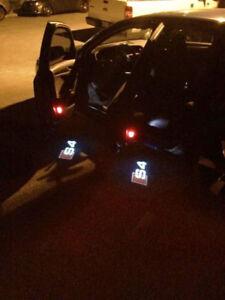 LED progecteur Logo AUDI S3 S4 S5 SLINE A3 A4 A5 (30$ pour 2pcs)